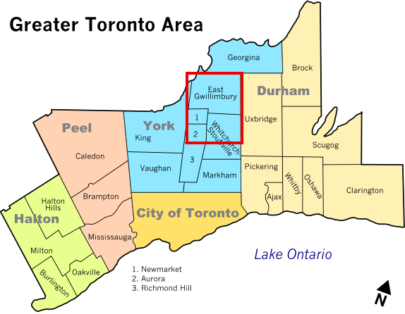 York Region North