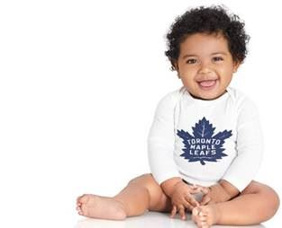 huge discount fd363 d0639 Life With A Baby - Toronto Maple Leafs Collectors Item - FREE!